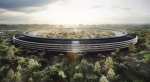 Apple's 2.6 million sq ft 'spaceship' HQ gets green light from Cupertino