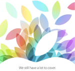 Apple officially sets its October 22 iPad event